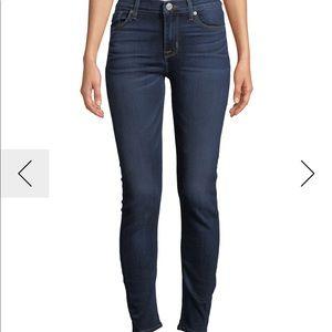 Hudson Mid Rise Nico Skinny Jean size 26